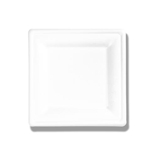 Assiette Cuadra Bagasse ADBio 20cm ( U.V. 100pcs )