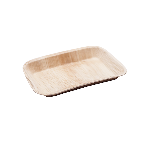 Assiettes rectangles ( U.V. 100pcs )