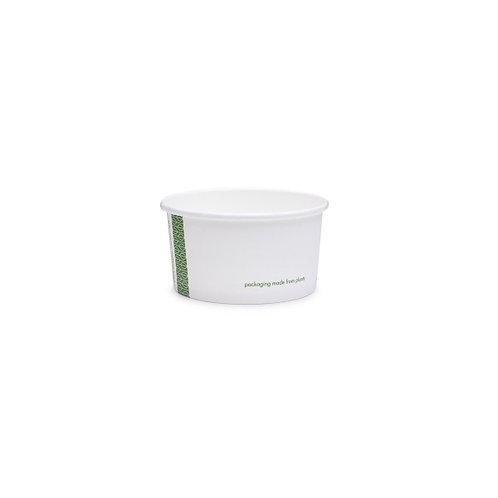 Pots carton DELI 6oz/177ml - cellulose/PLA ( U.V. 1000 )