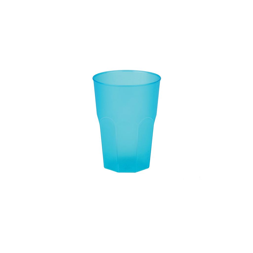 Verre Cocktail 400cc Bleu