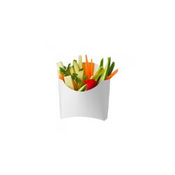 Mini container pour frites