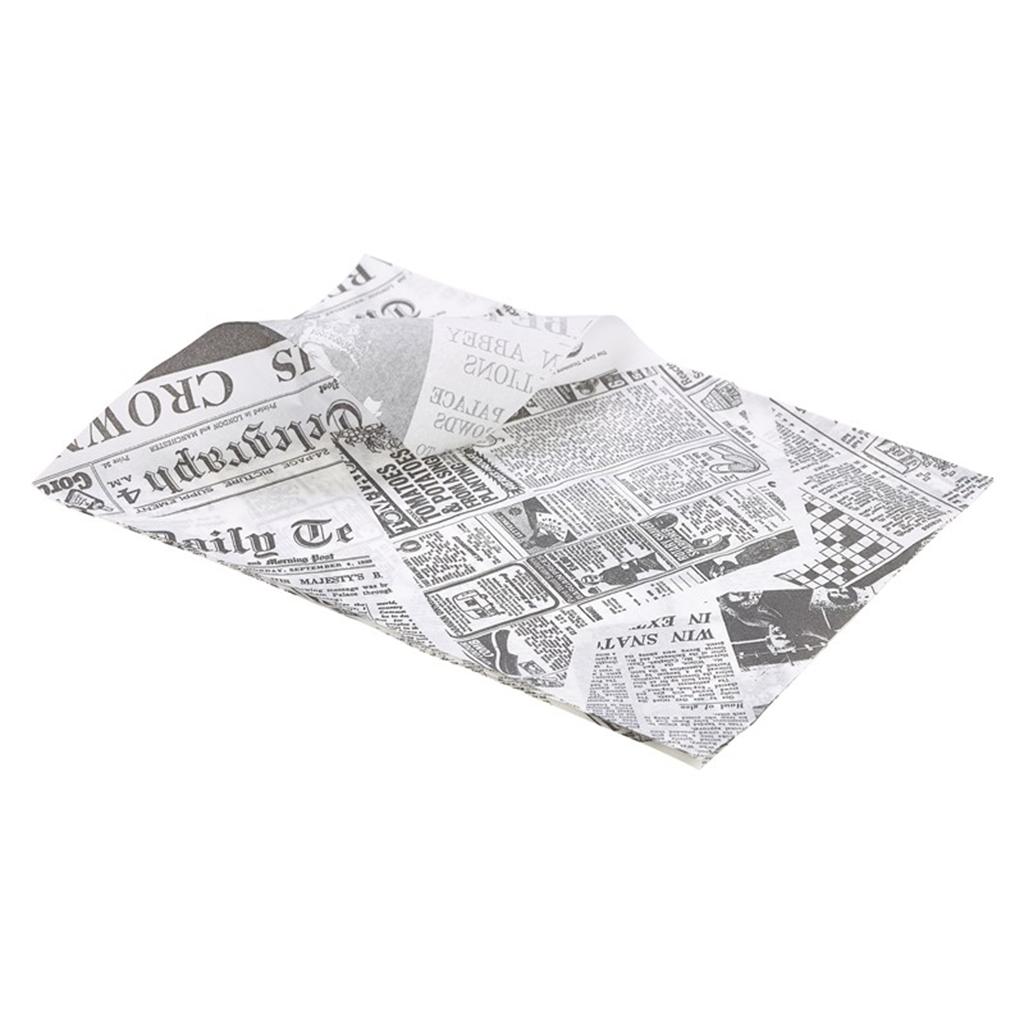 Papier Ingraissable Journal 28x34cm