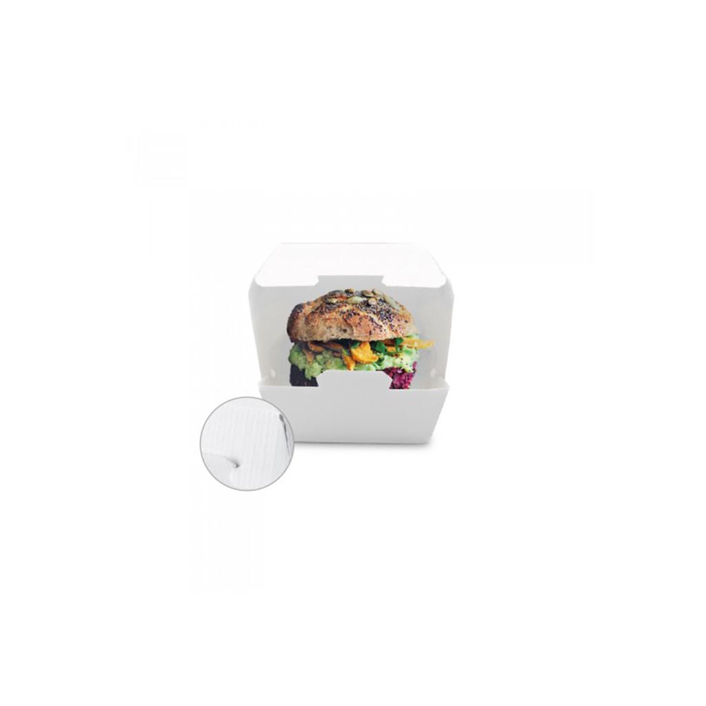 Mini Box Burger