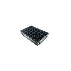 Box EURONORM 600x400xh100mm
