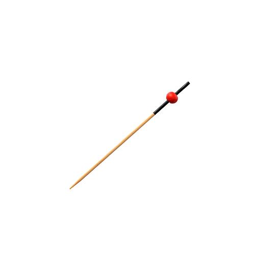 Pics cylindre rouge/noir ( U.V. 100pcs )