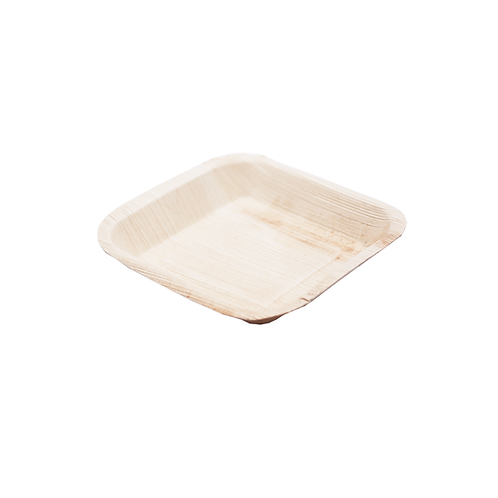 Assiettes carrées ( U.V. 100pcs )