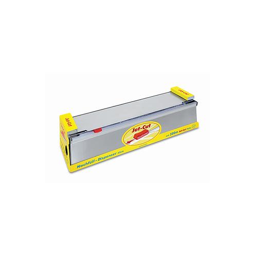 Distributeur Jet-Cut pour film 45cm + 1rlx de film 45cm x 500m ( U.V. pce )