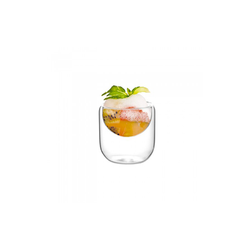 Double wall mini air cup 3cl