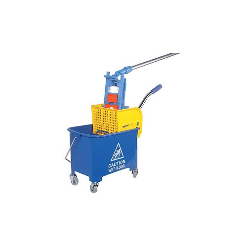 Chariot de lavage 20L compartimenté ( U.V. pce )