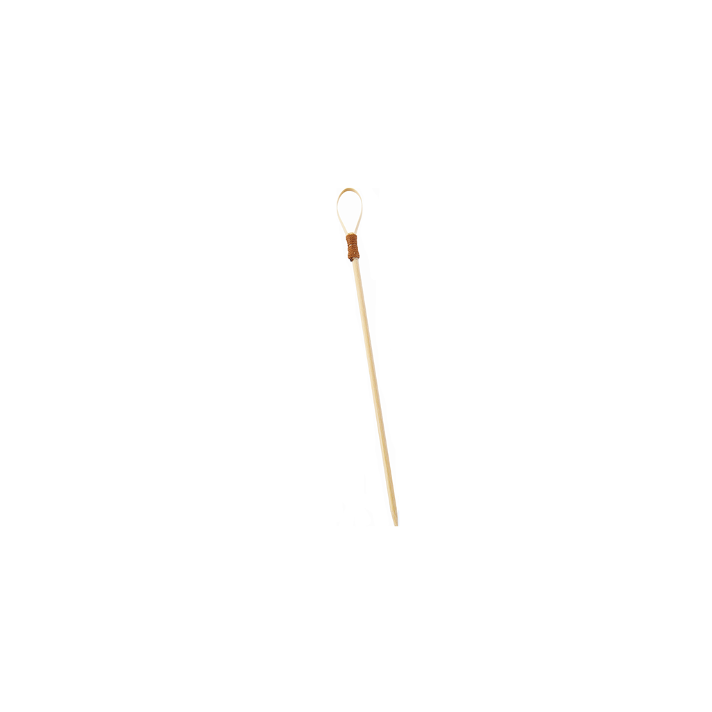 Brochette bambou image 170mm