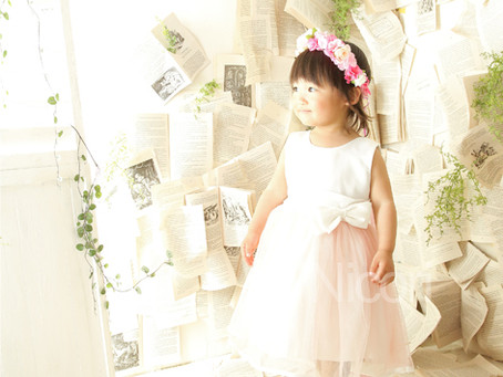 2歳のプリンセス