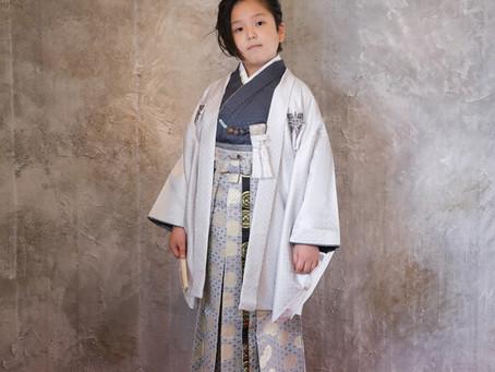 1/2成人式男の子衣装も充実☆キャンペーン中!