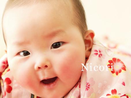 赤ちゃんのお写真なら二子玉川駅すぐの写真館へ