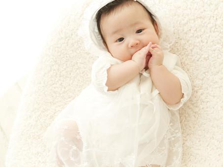赤ちゃん写真はプロにお任せ