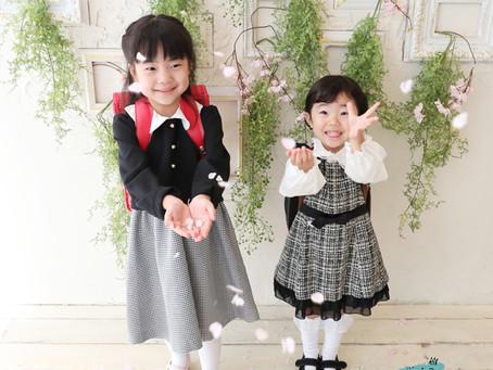 ご入学・ご入園おめでとうございます!