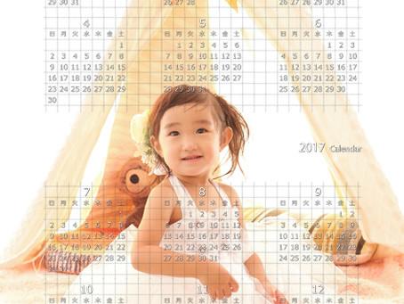 12月15日はフォトカレンダーのワークショップです!