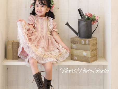 可愛いドレスがいっぱい