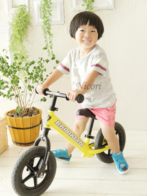 バースデー3歳バイクと