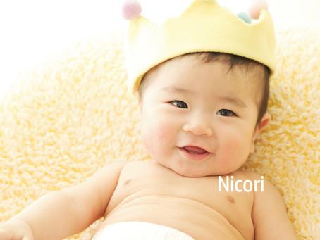 赤ちゃんのお写真ならお任せください