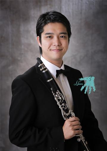 クラリネット奏者