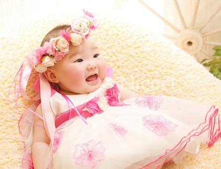 赤ちゃんの撮影ならNicori