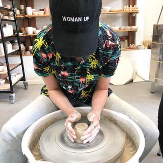 Centering Clay