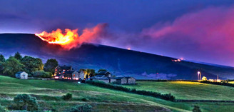 Saddleworth Fire