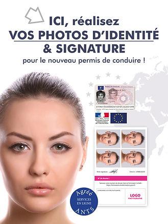 Photo identité ANTS