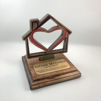 Park Place Outreach Appreciation Award