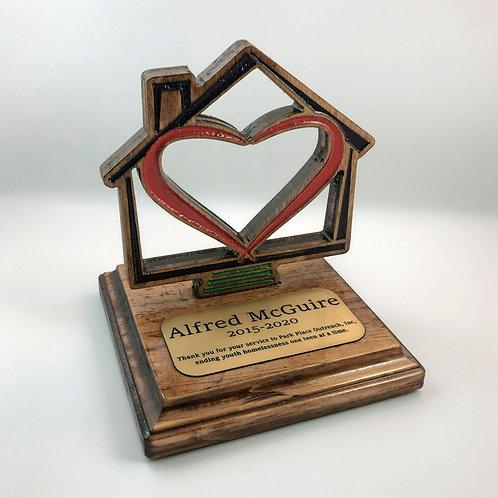 Park Place Outreach - House Award