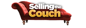 Selling The Couch logo. They are a partner of private practice startup who teaches therapists about starting a private practice