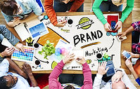 Brand Building and Marketing People at a