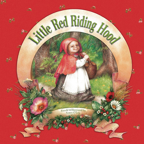 Little Red Riding Hood. Picture book