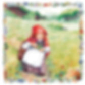 Little Red Riding Hood in the field7 inc