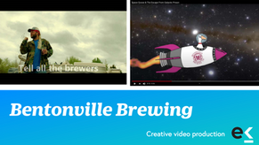 Bentonville Brewing Wins Crafty Marketing Award