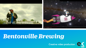 Bentonville Brewing Wins Crafty Marketing Award