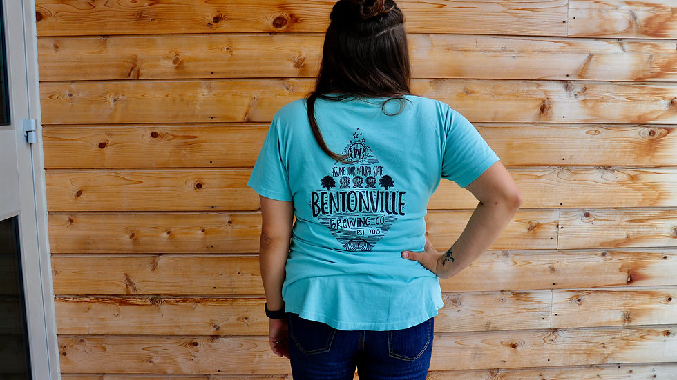 Teal Diamondback T-Shirt - Women's