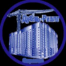 логотип компании Дубль-риэлт