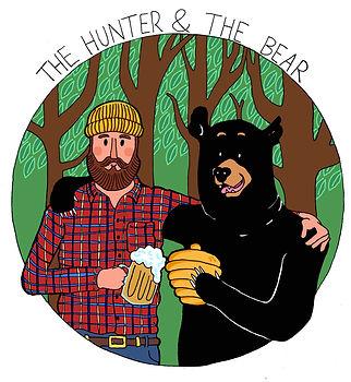 The Hunter & The Bear | Pitman Draws