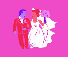 Wedding Day | Pitman Draws