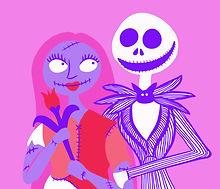 Jack & Sally | Pitman Draws