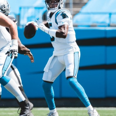 Panthers' Teddy Bridgewater Honored with Art Rooney Sportsmanship Award