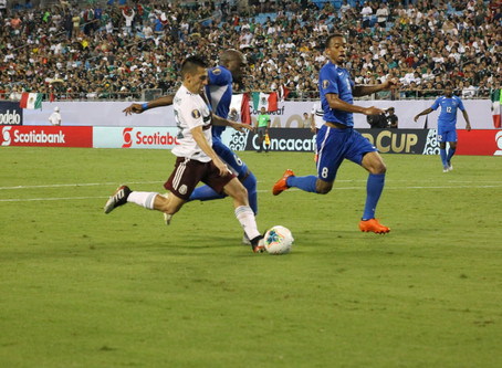Mexico gets narrow 3-2 victory over Martinique in CONCACAF Gold Cup play