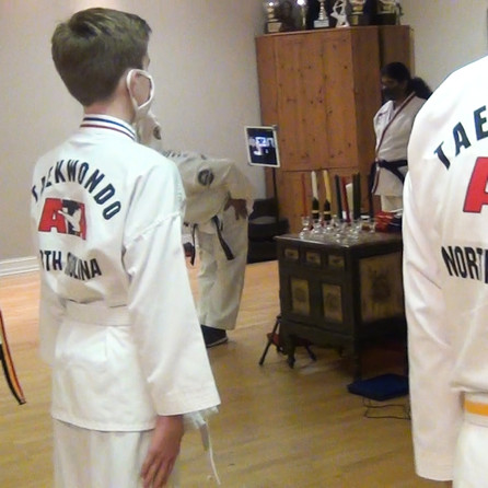 Queen City ATA Martial Arts celebrates crowning achievements
