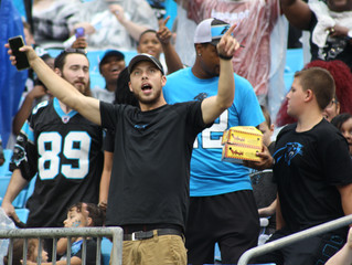 Carolina Panthers hold annual Fan Fest to the delight of Charlotte faithful