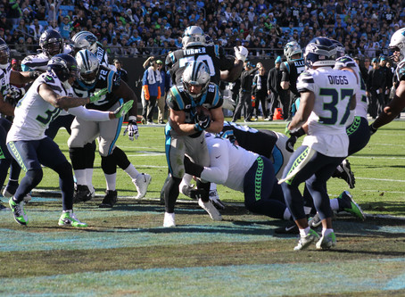 Carolina Panthers late-game comeback comes up short, Panthers fall to Seahawks 30-24