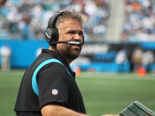 Matt Rhule's philosophy keeps Carolina Panthers humble, hungry