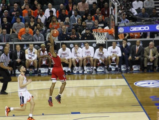 NC State Surprises UVA with Tough First Half Play