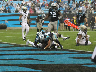 Carolina Panthers' 42-10 loss to Saints a bittersweet pill for Christian McCaffrey   #Panthers