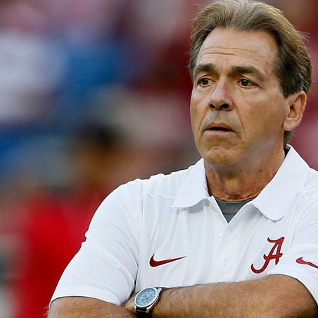 Alabama Head Nick Saban tests positive for COVID-19, will miss Iron Bowl match-up with Auburn